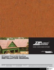 Sheating Installation Manual - EBS Building Supplies