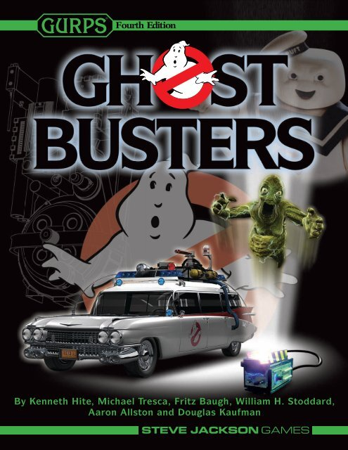 Gurps 4th Ghostbusterspdf Sucs