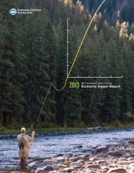 2013 BC Freshwater Sport Fishing Economic Impact Report