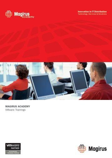 MAGIRUS ACADEMY VMware Trainings