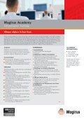 MAGIRUS ACADEMY VMware Trainings - Seite 7