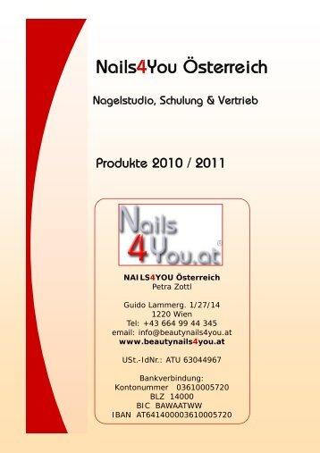 gesamt Katalog N4Y Österreich.pub - Nails4You Österreich