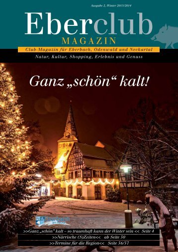 Winter 2013 - Eberclub-Magazin