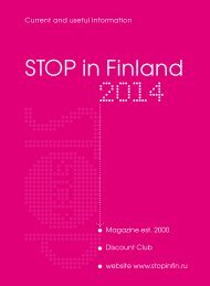 STOP in Finland