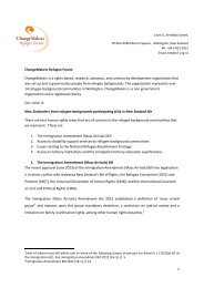 ChangeMakers UPR – full submission 2013 - Human Rights ...