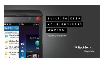 BlackBerry Keynote 1 - ebf