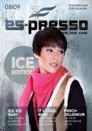 Download Ausgabe 08.2009 - Es-Presso
