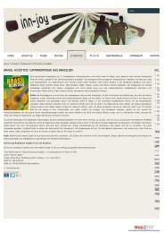 inn-joy (Ausgabe 08-2013) - Alfred Music Publishing