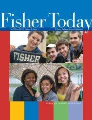 Alumni Advantages - Fisher College