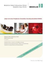 Leben mit einer Peripheren Arteriellen Verschlusskrankheit (PAVK)