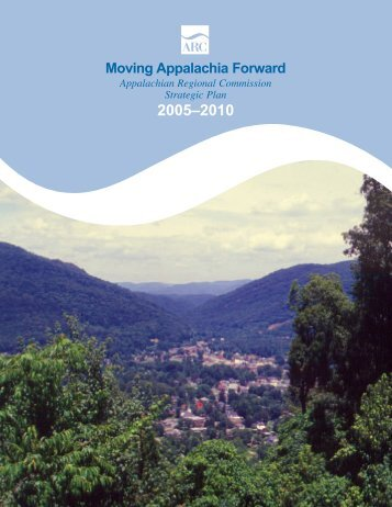 Moving Appalachia Forward - Presidential Climate Action Project