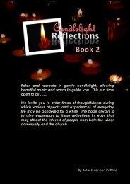 Candlelight Reflections Booklet 2 - Modbury
