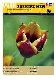 Ausgabe April 2013 - ÖVP Seekirchen