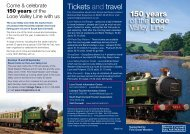 150 years of the Looe Valley Line - Devon and Cornwall Rail ...