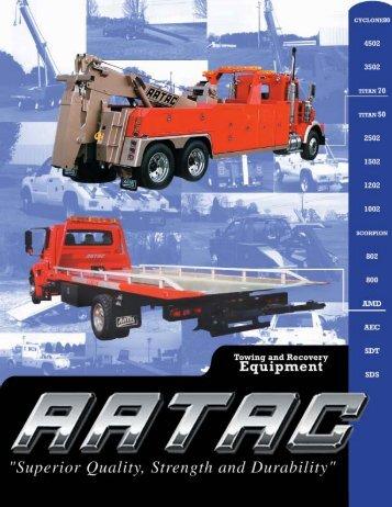 catalog - AATAC