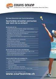 Factsheet herunterladen - courts online