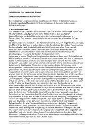 Das Herz eines Boxers Lektürekommentar von - Ernst Klett Verlag