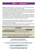 Österreichische Botschaft Pretoria - Austrian Club - Seite 4