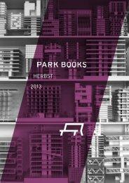 Vorschau (PDF) - Park Books