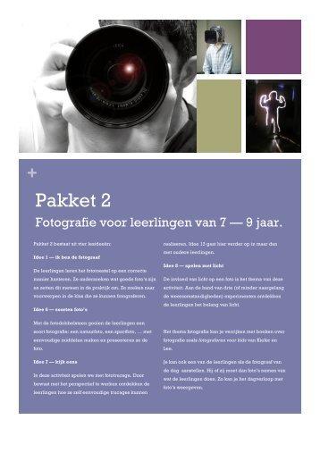 fotografiekoffer pakket 2 - Provincie West-Vlaanderen