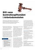 Domen känns rätt och rättvis för de oorganiserade montörernas ... - Eio - Page 4