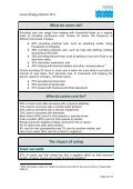 Carers joint commissioning strategy refresh 2013-2015 - Page 4