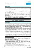 Carers joint commissioning strategy refresh 2013-2015 - Page 6