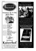 LIVE IM MÄRZ - Yorckschlösschen - Seite 6