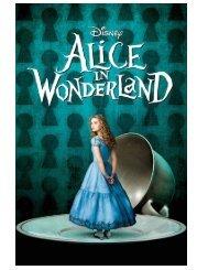 ALICE IN WONDERLAND - CIA - Thecia