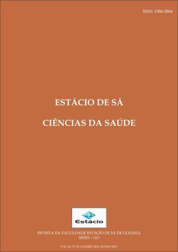 ESTÁCIO DE SÁ CIÊNCIAS DA SAÚDE - SAPS