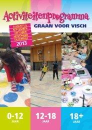 Programma Brede School Graan voor Visch (PDF) - Meerwaarde