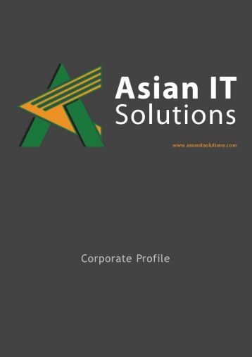 Asian IT Solutions - Corporate Profile