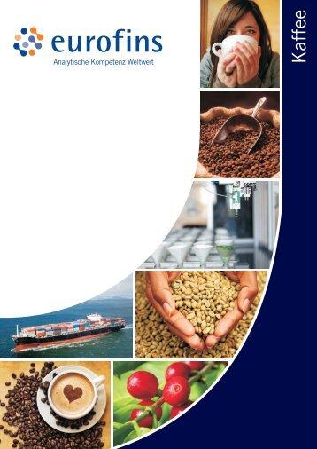 Kaffee - Eurofins