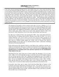 "Luke 19:1-10 Sunday of Zacchaeus ""An Earnest Desire"" And Jesus ..."
