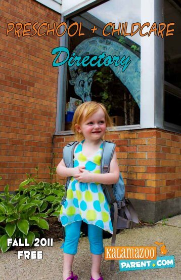 Preschool & Childcare Directory - Kalamazoo Parent