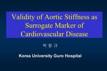 Aortic Stiffness