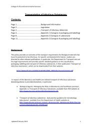 Policy Document (Transportation) (.pdf) - College of Life and ...