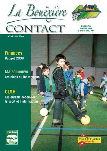 mai 2009 - Site officiel La Bouëxière