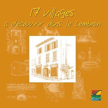 Télécharger le pdf - Office de tourisme du pays d'Issoire