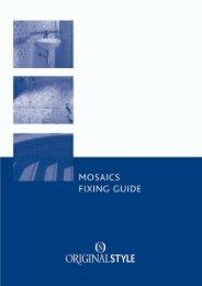 Earthworks fixing guide.qxd - euro mosaic