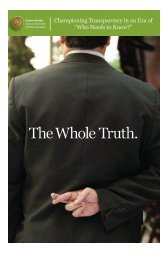 The Whole Truth. - Tell The Truth Texas