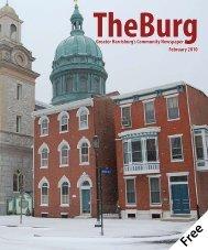 Greater Harrisburg's Community Newspaper February ... - The Burg
