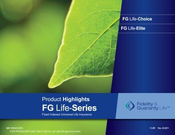 FG Life-Series - AMZ Financial Insurance Services