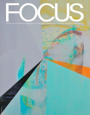 **September 2012 Focus - Focus Magazine