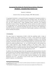 Lagrangian-description-for-particle-interpretations-of-quantum-mechanics-entangled-many-particle-case