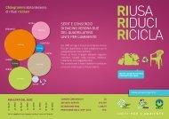 Riusa Riduci Ricicla - Comune di VILLAFRANCA DI VERONA