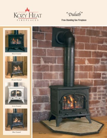 Brochure - Ashwood Hearth & Home Energy & Fireplace