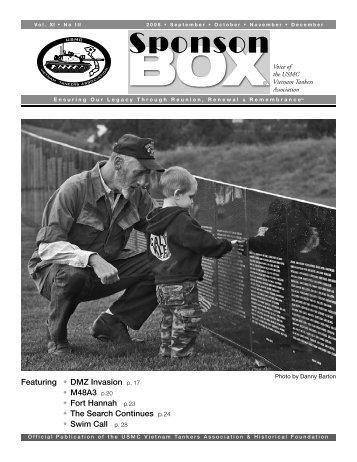 2008 3rd Issue - USMC Vietnam Tankers Association