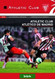 boletín (pdf) - Athletic Club