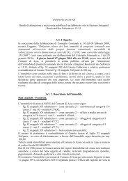 BANDO VENDITA IMMOBILE Antagnod_1 - Comune di Ayas